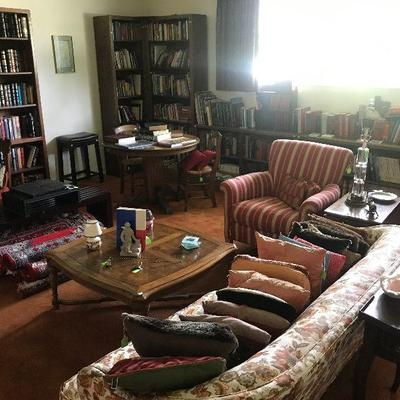 Living Room Filled with treasures