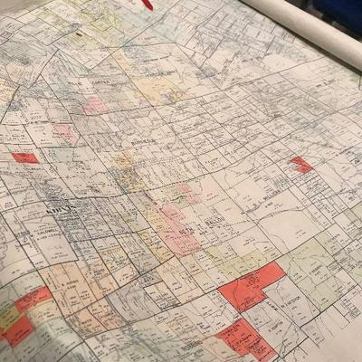 Anderson County Land Plots