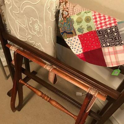 Blanket Rack, Luggage Rack