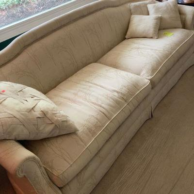 Not your average sofa.