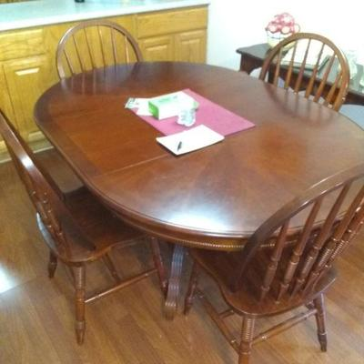 $175.00 table & 4