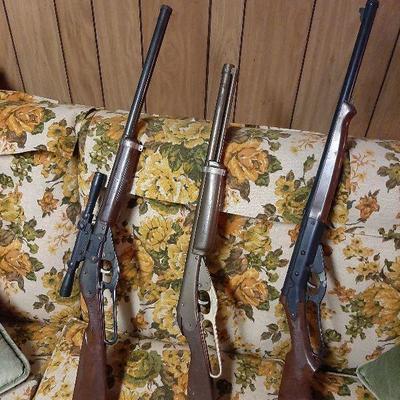 Daisy air rifles