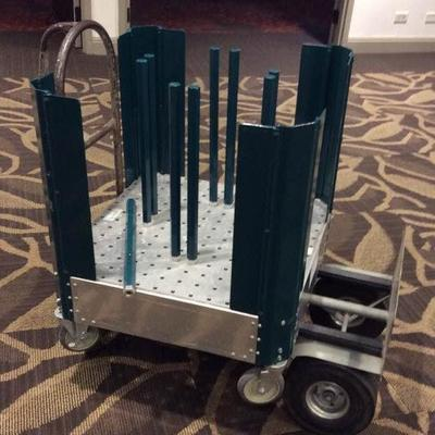 APB401 Dish Dolly & Hand Cart