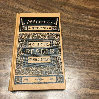 https://www.ebay.com/itm/124302451805LX2053 McGuffer's Second Eclectric Reader Revised Edition Book ASISAuction Start after 08/19/2020...