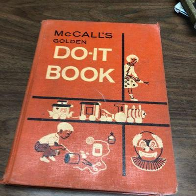 https://www.ebay.com/itm/124302480802LX2071: McCall's Golden Do-It Book Book ASISAuction Start after 08/19/2020 6 PM