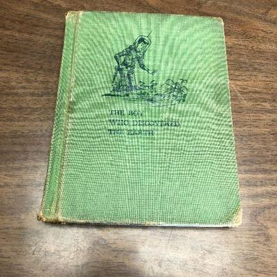 https://www.ebay.com/itm/124302484437LX2074: The Boy Who Discoved the Earth by H G Felsen 1955 Book ASISAuction Start after 08/19/2020...