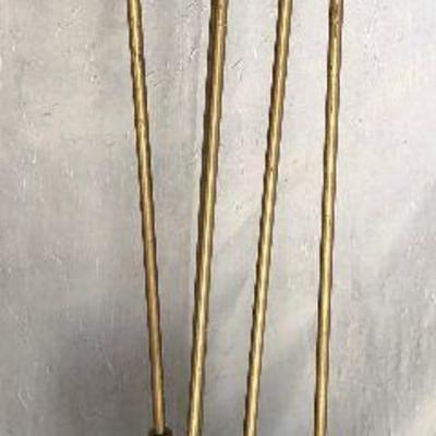 https://www.ebay.com/itm/124302174548WL2060 Vintage Brass Fire Place Tools Local PickupBuy-It_Now $75.00