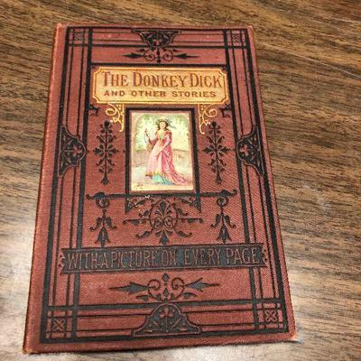 https://www.ebay.com/itm/124302454458LX2055 The Donkey Dick and other Stories Mrs George Cupples Book ASISAuction Start after...