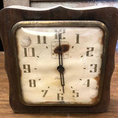 https://www.ebay.com/itm/124302674829LX2109: Vintage Beacon Bristol USA manual alarm clock ASIS - Not TestedAuction Start after...
