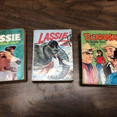https://www.ebay.com/itm/124302486485LX2076: 3 Whitman A Big Little Book ( Lassie and the Shaby Sheik, Lassie Adventure in Alaska,...