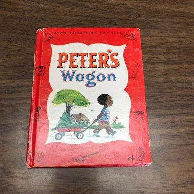 https://www.ebay.com/itm/124302489449LX2079: Peter's Wagon Whitman Tiny-Tot Tale Book 1968 ASISAuction Start after 08/19/2020 6 PM