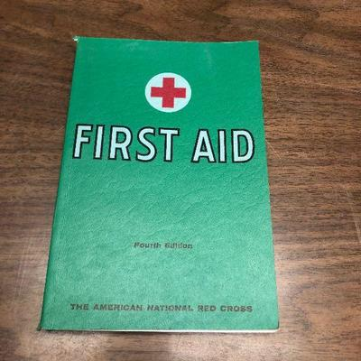 https://www.ebay.com/itm/114362043591LX2073 First Aid 4 Ed 1969 Book ASISAuction Start after 08/19/2020 6 PM