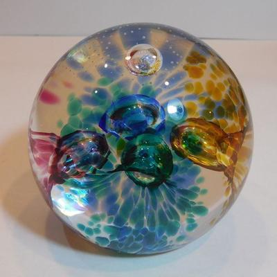 This View and Next Two Are Of Same Paperweight