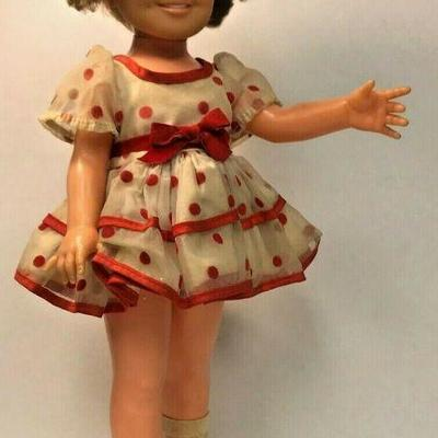 https://www.ebay.com/itm/124311270303RM026 VINTAGE SHIRLEY TEMPLE DOLL 1973Auction