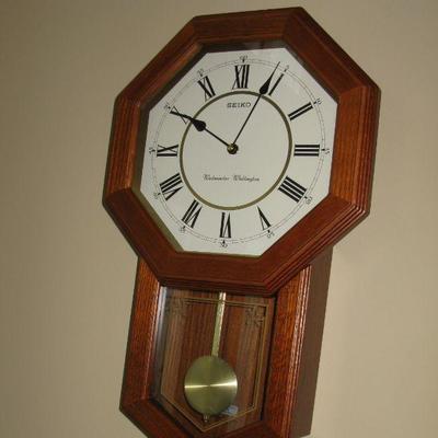 Sieko wall clock