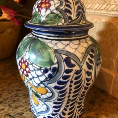 Talvera pottery