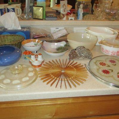 Kitchen & serving