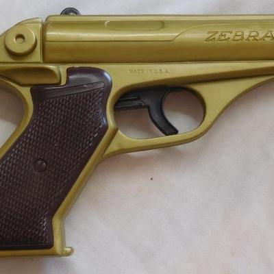 Zebra - II Toy Gun
