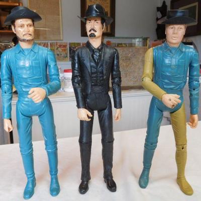Louis Marx Figurines