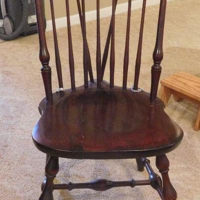 Nichols & Stone Chair