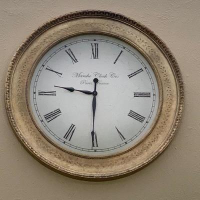 Marche clock