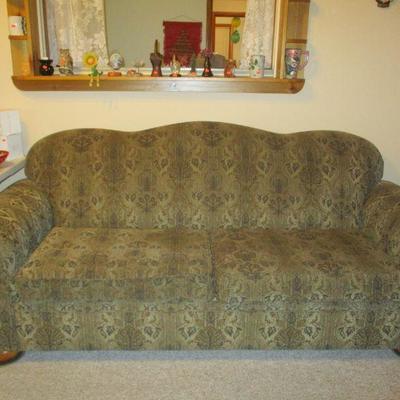 Nice, comfortable, clean sofa