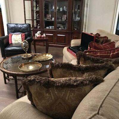 Living Room filled with wonderful treasures