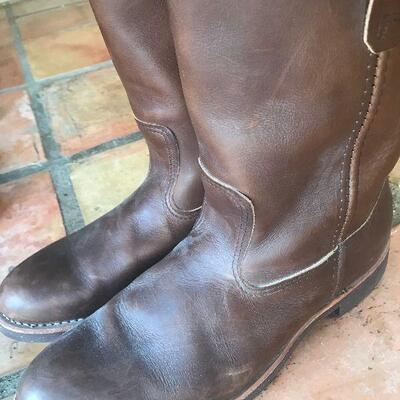 Men's Red Wing Boots, Size 11