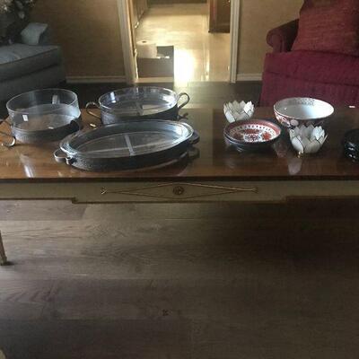 Vintage Coffee Table by John Widdicomb
