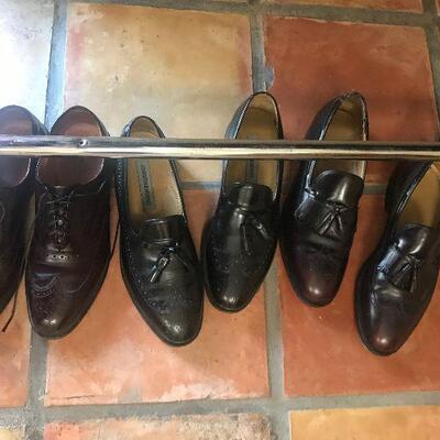Men's Shoes, Size 11, Johnston & Murphy