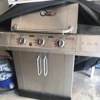 BBG Char-Broil Gas Grill