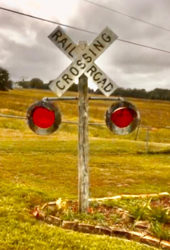 FOR SALE: Railroad Crossing Light