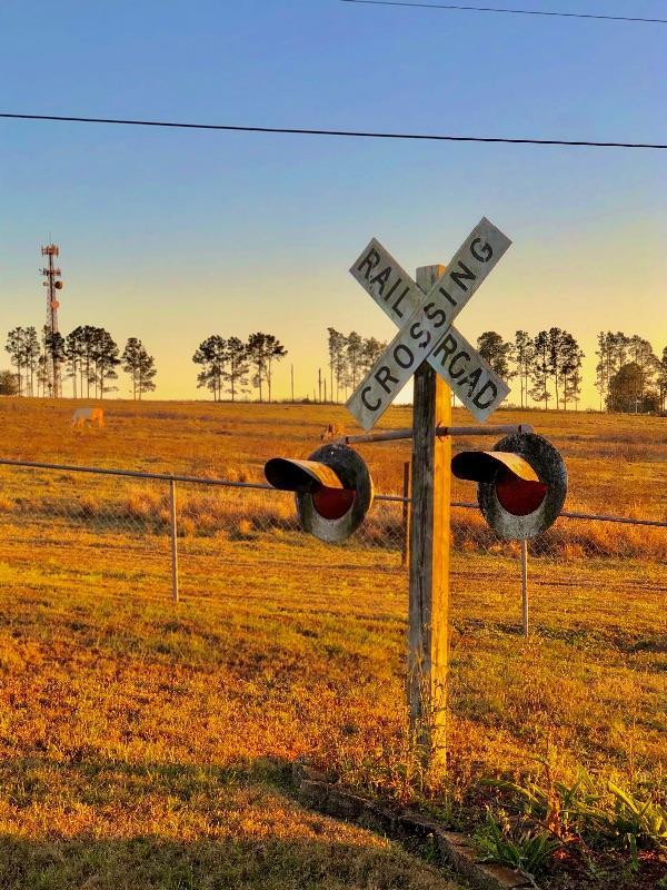 FOR SALE: Railroad Crossing Light