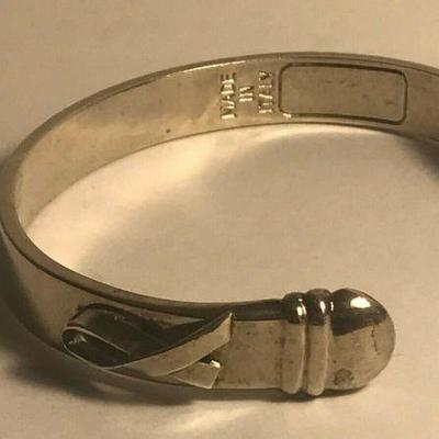 https://www.ebay.com/itm/124334125228	WL139 STERLING SILVER CANCER AWARENESS BRACELET	Auction Starts 09/16/2020 After 6 PM