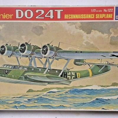https://www.ebay.com/itm/114403506810	DP0024 HALAEREI 1/72 MODEL KIT IN BOX DORNIER DO24T RECONNAISSANCE SEAPLANE	Buy-It-Now	 $20.00