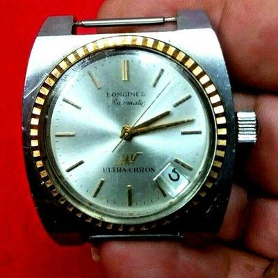 https://www.ebay.com/itm/114403251375	RX0801208 1970s VINTAGE MEN'S SEIKO AUTOMATIC STAINLESS STEEL WATCH 	Auction Starts 09/16/2020...