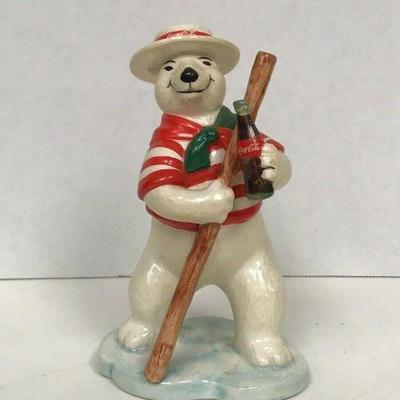 https://www.ebay.com/itm/114403224706	WL147 COCA-COLA AROUND THE WORLD CERAMIC POLAR BEAR ITALY	Auction Starts 09/16/2020 After 6 PM