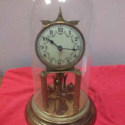 https://www.ebay.com/itm/114408241416	LX3014 VINTAGE DOMED BRASS CLOCK FOREST VILLE CLOCK COMPANY. $40.00	Buy-It-Now	40