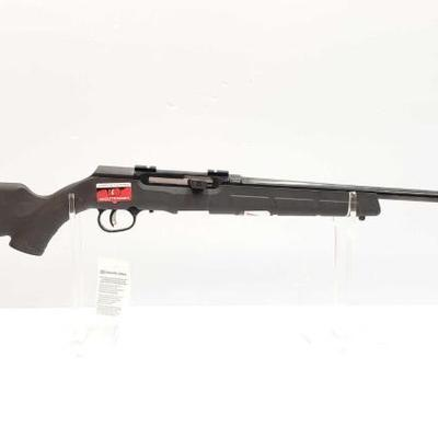 385	  Savage A17 17 HMR Semi Auto Rifle Serial Number: N578605 Barrel Length: 22
