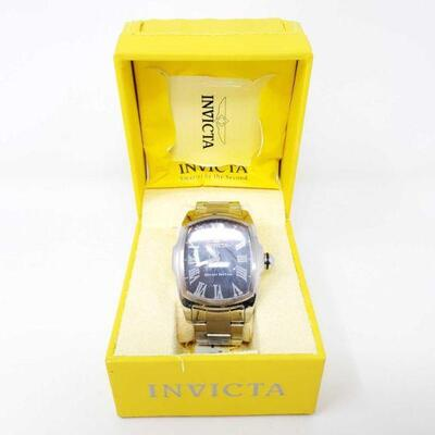 2360: Invicta Special Edition Watch With Original Case Invicta Special Edition Watch With Original Case