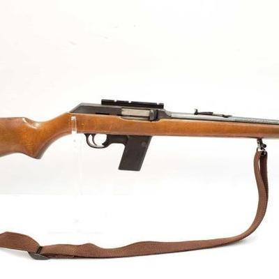 710	  Marlin 9 9mm Semi Auto Rifle Serial Number: 08694127 Barrel Length: 17