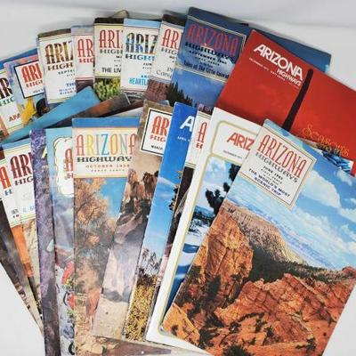2862	  Arizona Highway Travel Catalogs Arizona Highway Travel Catalogs