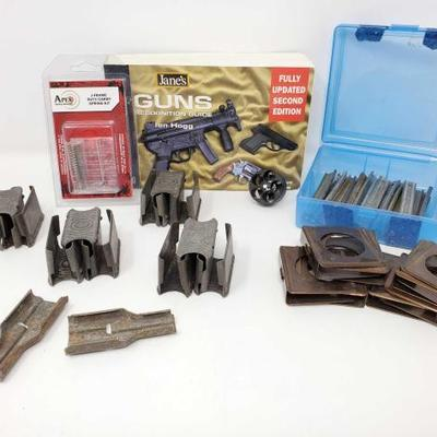 1088	  Clips For M1 Garand, Stripper Clips, Janes Recognition Guide, Spring Kit, and More! Clips For M1 Garand, Stripper Clips, Janes...