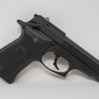 500	  Beretta 85F .380 ACP Semi-Auto Pistol With 3 Magazines Serial Number: F06380Y Barrel Length: 4