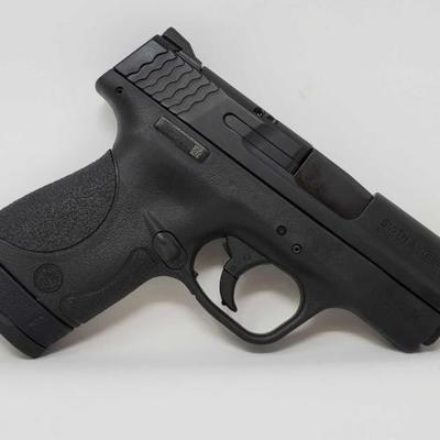 490	  Smith&Wesson M&P 40 Shield 40 S&W Semi-Auto Pistol Serial Number: JBB1240 Barrel Length: 3