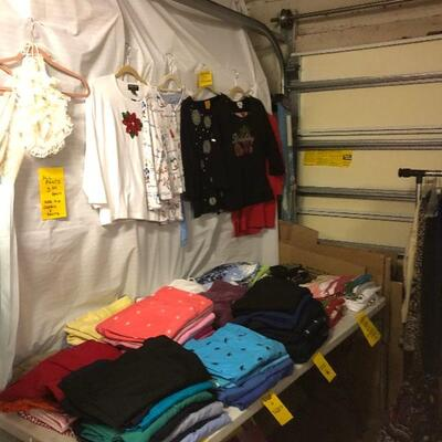 Women's T-shirts XS-L