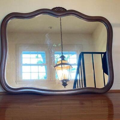 Cherry Vintage Mirror