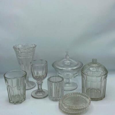 Assorted Glassware #2
