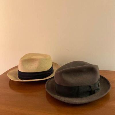 Classy Vintage Hats