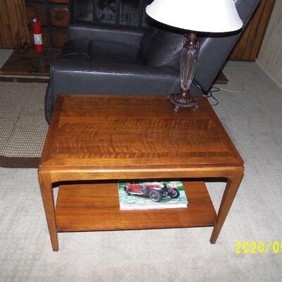 MCM Lane side tables and coffee table
